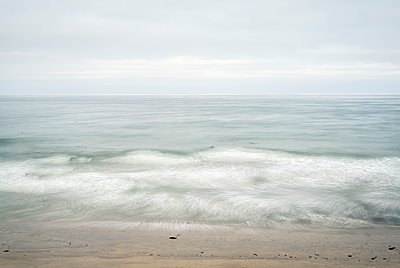 Swami's Beach - p1436m1589612 by Joseph S. Giacalone