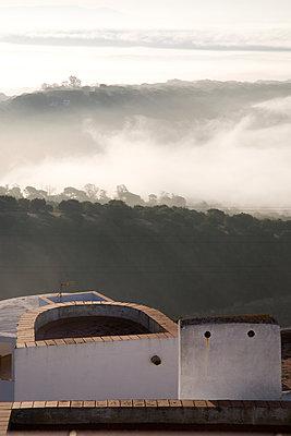 Nebel in Vejer - p619m1195528 von Samira Schulz