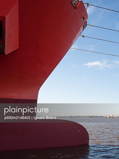 Ship bow - p930m2148403 by Ignatio Bravo