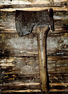 Axe - p451m903684 by Anja Weber-Decker