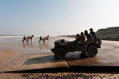 Remembering the D-Day - p1041m912971 by Franckaparis