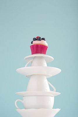 Cupcake - p454m1030923 by Lubitz + Dorner