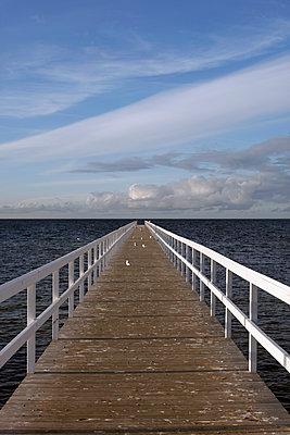 Seebrücke, Malmö - p1021m1169643 von MORA