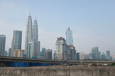 Kuala Lumpur - p631m913019 by Franck Beloncle