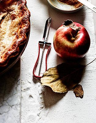 Apfelkuchen - p1397m2054515 von David Prince