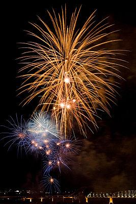 Fireworks - p4428470f by Design Pics