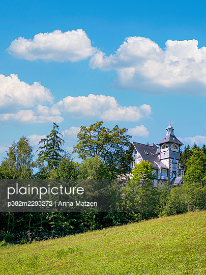 Villa on Lake Titisee - p382m2283272 by Anna Matzen