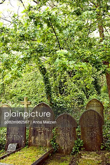Graveyard - p382m982567 by Anna Matzen
