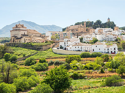 Antequera, Andalucia, Spain, Europe - p871m1499904 by Melissa Kuhnell