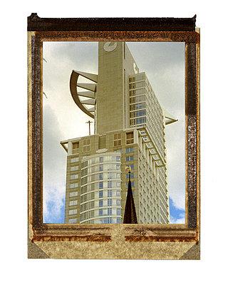 Skyline Frankfurt - p4170084 von Pat Meise