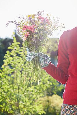 frisch aus dem Garten - p464m1172231 von Elektrons 08