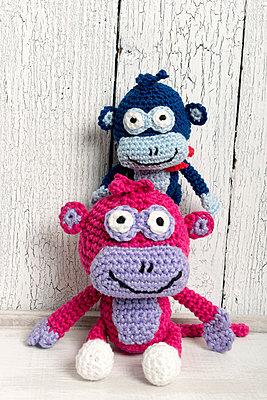 Häkel Affen - p451m1004151 von Anja Weber-Decker