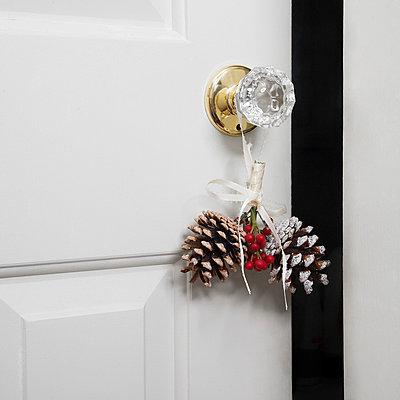 Door handle - p4800096 by Karen Zukowski