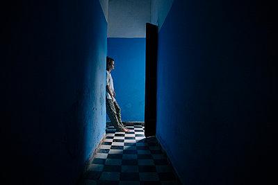 Blue moods - p1627m2203972 von MANN