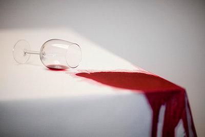 Glass of wine - p6950108 by Rui Camilo