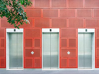Fahrstühle - p6060183 von Iris Friedrich