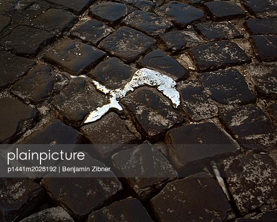 Kopfsteinpflaster - p1441m2028192 von Benjamin Zibner
