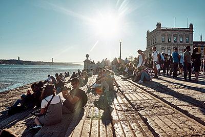 Lissabon - p1164m1586685 von Uwe Schinkel