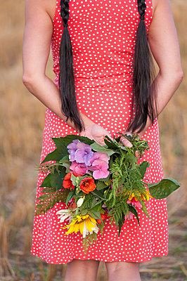 Blumenstrauß - p220m932127 von Kai Jabs