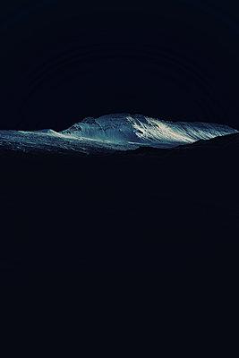Abstrakte Bergkette - p1341m1559656 von Conny Hepting