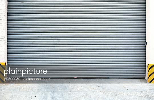 Rolling gate - p9500039 by aleksandar zaar