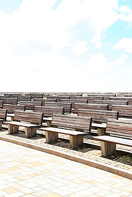 Benches - p045m696779 by Jasmin Sander