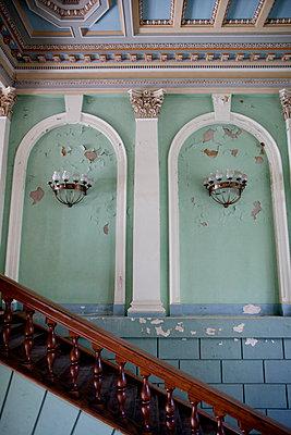 Treppenaufgang - p1204m1004890 von Michael Rathmayr