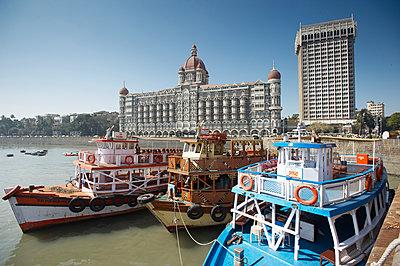 Taj Mahal Palace Hotel - p1259m1109503 von J.-P. Westermann