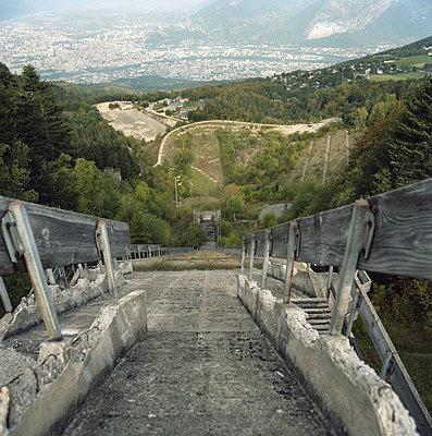 1968 Grenoble Winter Olympic - p1426m1516201 by Agnès Villette