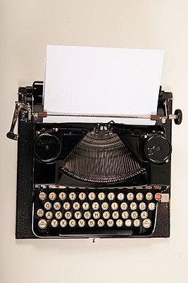 Schreibhemmung - p1650824 von Andrea Schoenrock