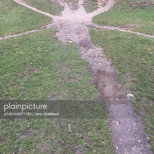 Pfad - p1401m2071793 von Jens Goldbeck
