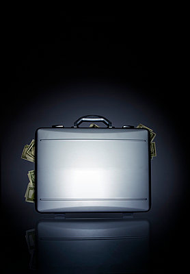 Drug money in a suitcase - p3940198 by Stephen Webster