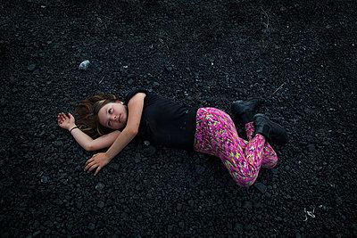 Black Rocks - p1636m2216338 by Raina Anderson