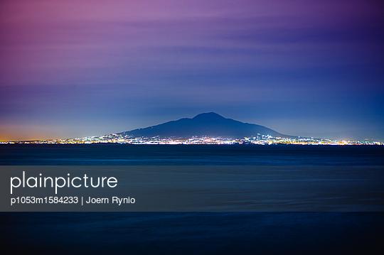 Neapel und der Vesuv - p1053m1584233 von Joern Rynio