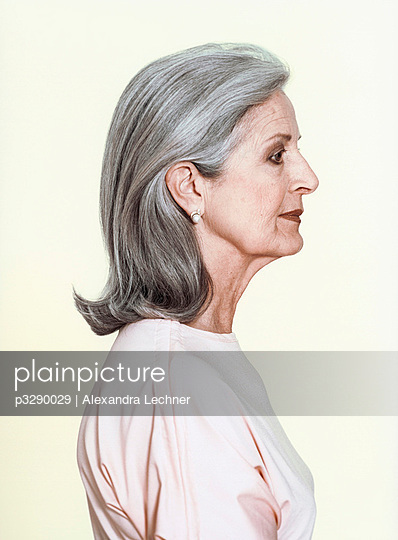 Gray-haired - p3290029 by Alexandra Lechner