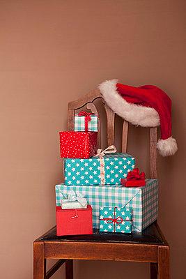 Der Weihnachtsmann war da - p454m668282 von Lubitz + Dorner