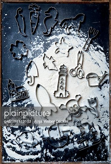 Plätzchenformen - p451m1119103 von Anja Weber-Decker