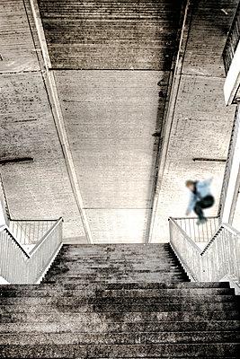 Jumping man - p580m1503132 by Eva Z. Genthe