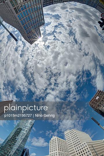 Deutschland, Berlin, Potsdamer Platz, Skyline  - p1015m2195727 von Nino Gehrig