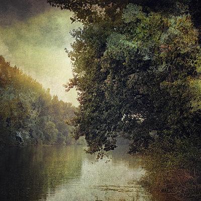 At the lakeside - p1633m2211082 by Bernd Webler
