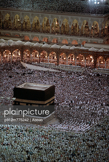 Hajj - p912m775242 by Abbas photography