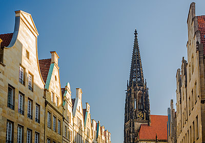 Old Town of Münster - p1332m1446137 by Tamboly