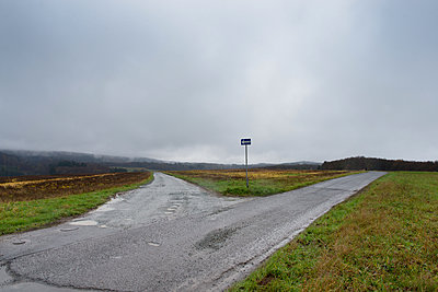Fork in the road - p979m1036039 by Baeppler, Mechthild