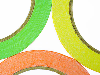 Adhesive tape rolls - p401m2172876 by Frank Baquet