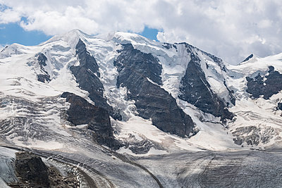 Bernina Gletscher - p842m2073340 von Renée Del Missier