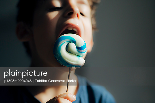 Lollypop - p1398m2204046 von Tabitha Genoveva Harter