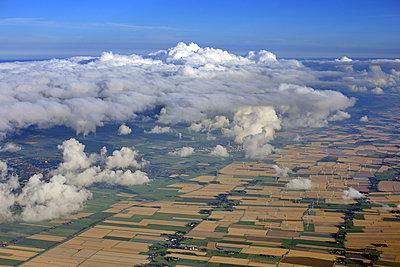 Luftaufnahme Wesselburen - p1016m924093 von Jochen Knobloch
