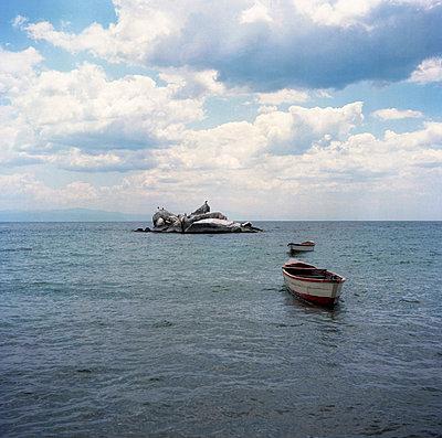 Lake Malawi island - p1160m951371 by Emilie Reynaud