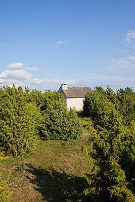 Old stone building - p312m1229214 by Plattform photography