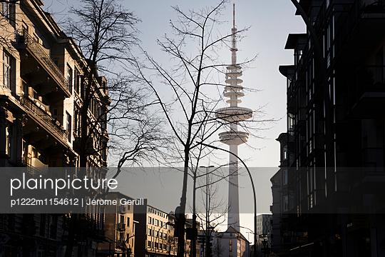 Fernsehturm Hamburg - p1222m1154612 von Jérome Gerull